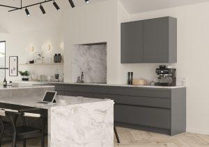 kitchen island inspiration - Breakfast Bar Worktop