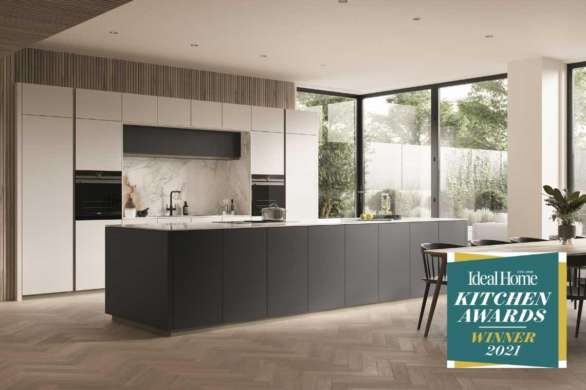 Q Line awarded Best Modern Kitchen