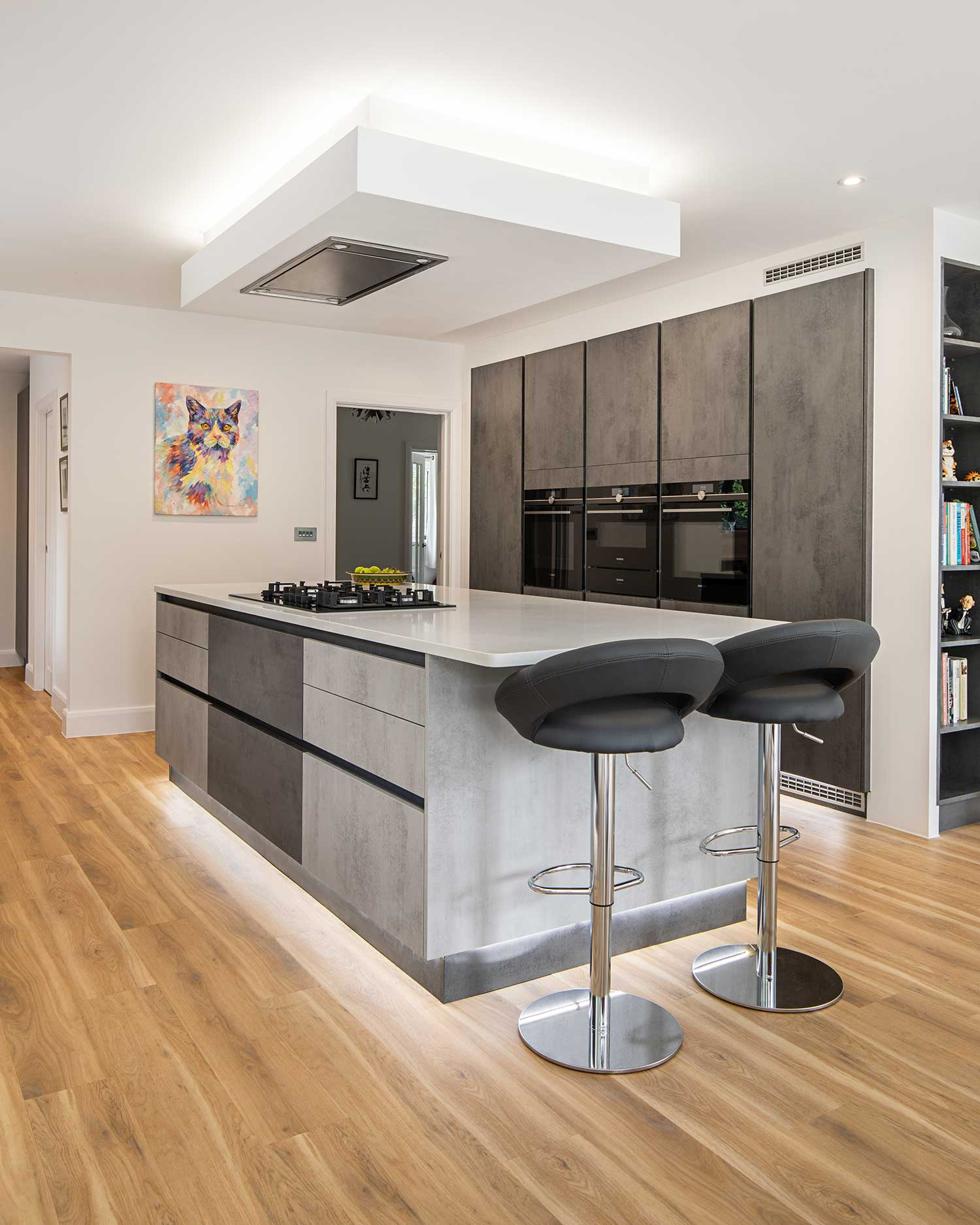 Contemporary Kitchens Banstead